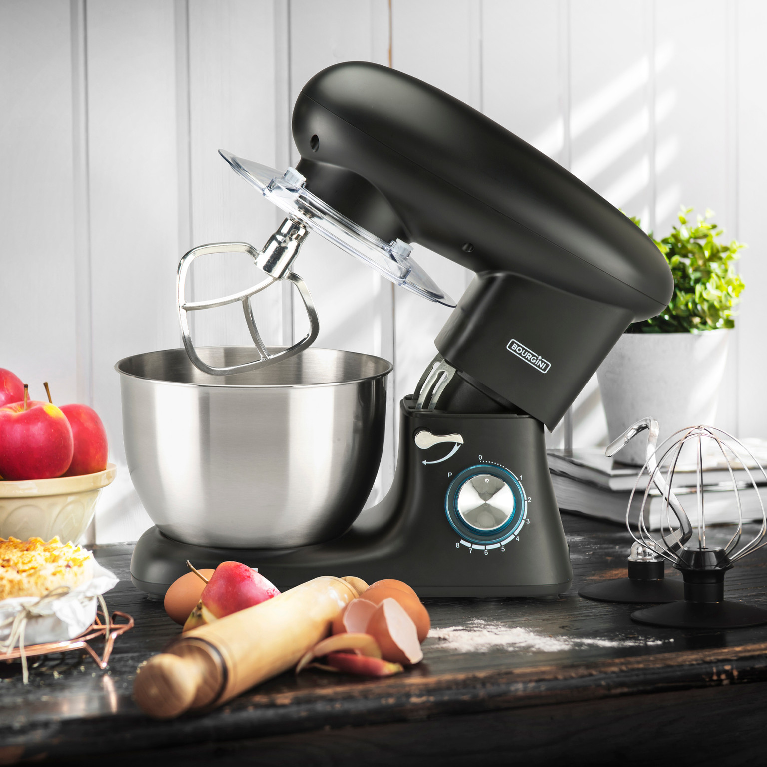 Bourgini keukenmachine aanbieding