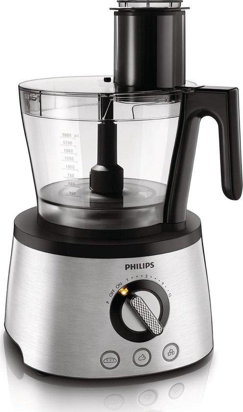 Philips keukenmachine aanbieding